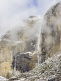 Yosemite, Upper Yosemite Falls, California Photographic Print by Diane Miller