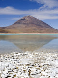 Lake in Bolivia Photographic Print by Steve Singer