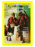 Cover of the November, 1974 Issue of National Geographic Magazine Photographic Print by Joe Scherschel