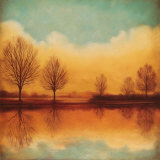 Reflections of Autumn I Prints by Neil Thomas