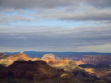Storm Clouds Break over the Grand Canyon from the South Rim Fotografie-Druck von Annie Griffiths Belt