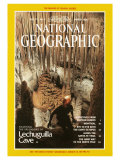 Cover of the March, 1991 Issue of National Geographic Magazine Photographic Print by Michael Nichols