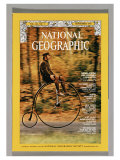 Cover of the September, 1972 Issue of National Geographic Magazine Photographic Print by David Arnold