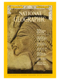 Cover of the November, 1970 National Geographic Magazine Photographic Print by Emory Kristof