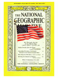 Cover of the July, 1959 Issue of National Geographic Magazine Photographic Print by B. Anthony Stewart