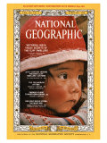 Cover of the February, 1964 Issue of National Geographic Magazine Photographic Print by Bates Littlehales