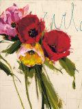 Bouquet of Tulips II Prints by Antonio Massa