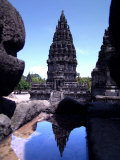 Temples in Prambanan, Indonesia Photographic Print by Abdul Kadir Audah