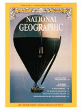 Cover of the February, 1977 Issue of National Geographic Magazine Photographic Print by Otis Imboden