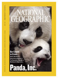 Cover of the July, 2006 Issue of National Geographic Magazine Photographic Print by Michael Nichols