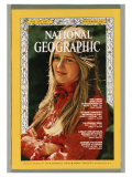Cover of the September, 1969 Issue of National Geographic Magazine Photographic Print by Jim Sugar