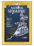 Cover of the December, 1976 Issue of National Geographic Magazine Photographic Print by Dr. Gilbert H. Grosvenor