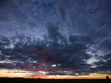 Dramatic Clouds at Twilight Photographic Print by Beverly Joubert