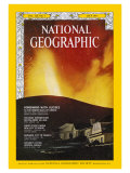Cover of the July, 1973 Issue of National Geographic Magazine Photographic Print by Emory Kristof