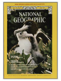 Cover of the May, 1977 Issue of National Geographic Magazine Photographic Print by Bianca Lavies