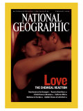 Cover of the February, 2006 Issue of National Geographic Magazine Photographic Print by Pablo Corral Vega