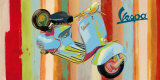 Vespa Panel I Prints by Valerio Salvini