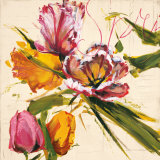 Spring Tulips Prints by Antonio Massa