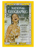 Cover of the July, 1966 Issue of National Geographic Magazine Photographic Print by Emory Kristof