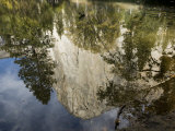 Reflection of El Capitan in the Merced River Photographic Print by Richard Nowitz