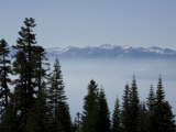Rim Trail, Lake Tahoe Photographic Print by Richard Nowitz