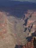 Conquistidor Aisle, South Rim View Photographic Print by David Edwards