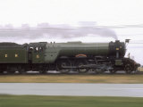 London and North Eastern Railway 4-6-2 4472, The &quot;Flying Scotsman&quot; Photographic Print by Kent Kobersteen