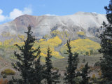 Fall Landscape around Telluride Photographic Print by David Edwards