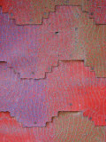 Close View of Shingles on a Wall Photographic Print by David Edwards