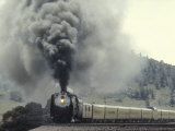 Union Pacific 4-8-4 No.8444, Built by American Locomotive Company in 1944 Photographic Print by Kent Kobersteen