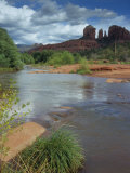 Red Rock Crossing in Sedona, Arizona Photographic Print by David Edwards