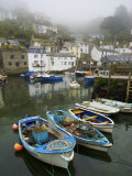 In Polperro, a Small Fishing Village, on the South Coast of Cornwall Photographic Print by Jim Richardson