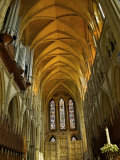 Truro Cathedral in Truro, Cornwall Is Part of the Church of England Photographic Print by Jim Richardson