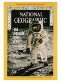 Cover of the December, 1969 Issue of National Geographic Magazine Photographic Print by Nasa 
