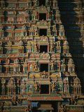 Sri Ranganathaswamy Temple, a Major Pilgrimage Destination for Hindus Photographic Print by Martin Gray