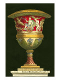 Vase with Chariot Giclee Print by Henri-Simon Thomassin