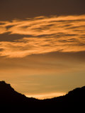 Sunset in Sonoran Desert of Arizona Photographic Print by John Cancalosi