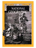 Cover of the July, 1971 Issue of National Geographic Magazine Photographic Print by  NASA
