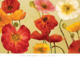 Garden Wonderland II Kunstdrucke von Elise Remender