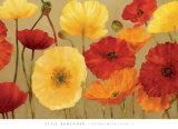 Garden Wonderland I Poster von Elise Remender