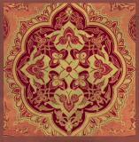 Persian Tiles I Posters par Paula Scaletta
