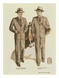 Mens Fashion I Premium Giclee Print