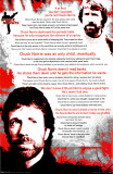 Chuck Norris Prints