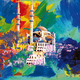 Istanbul Prints by Robert Holzach