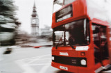 London - Red Bus Photo