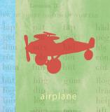 Vintage Toys Airplane Posters par Paula Scaletta