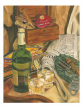 Jennifer's Scotch Indulgences II Premium Giclee Print by Jennifer Goldberger