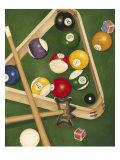 Rack'em Up II Poster af Jennifer Goldberger