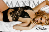 Maxim - Kesha Poster