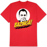 The Big Bang Theory - Bazinga! T-shirts
